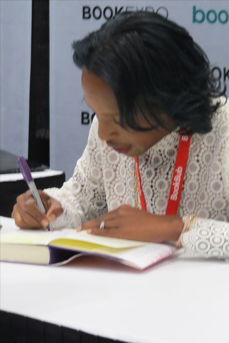 Author Nicola Yoon at BookExpo 2017 in NYC