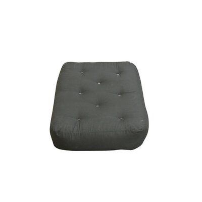 "10"" Foam and Cotton Ottoman Size Futon Mattress - http://delanico.com/futons/10-foam-and-cotton-ottoman-size-futon-mattress-758132335/"