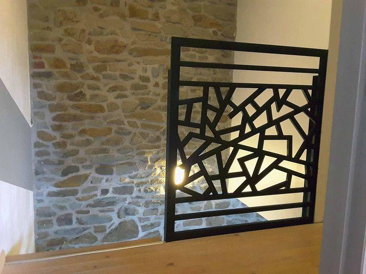 les 68 meilleures images du tableau claustra en bois sur pinterest claustra bois en bois et maya. Black Bedroom Furniture Sets. Home Design Ideas
