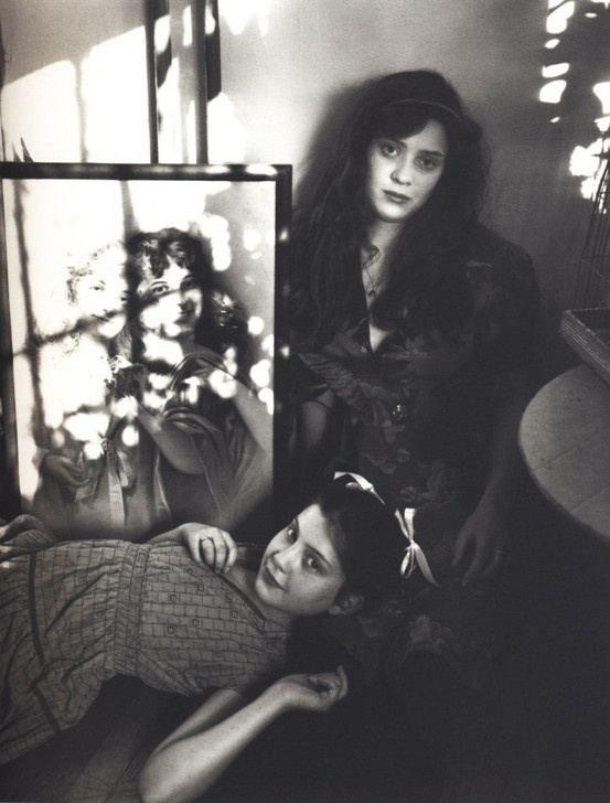 Sally Mann, Portraits of Young Women, 1983-1985