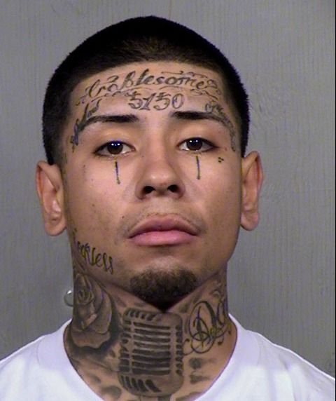 Maricopa County Charges: Probation Violation, Failure To