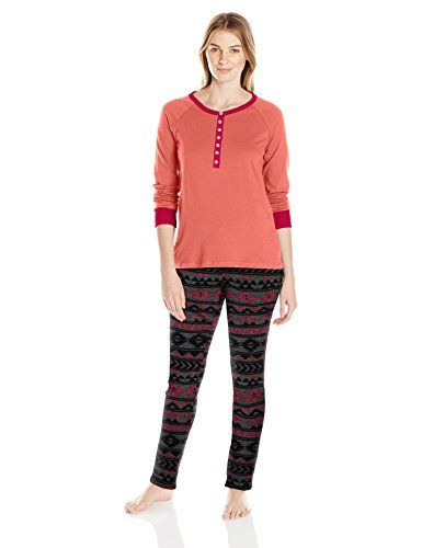 New Trending Pants: Bottoms Out Women's Printed Sweater Fleece Pajama Set, Coral/Charcoal, Medium. Special Offer: $5.93 amazon.com Since 1983, Bottoms Out has been an all American styled brand, the perfect combination of comfort and style. Our laid back attitude is used to cater to those customers looking for a casual yet effortlessly put together look. The luxury group produces...