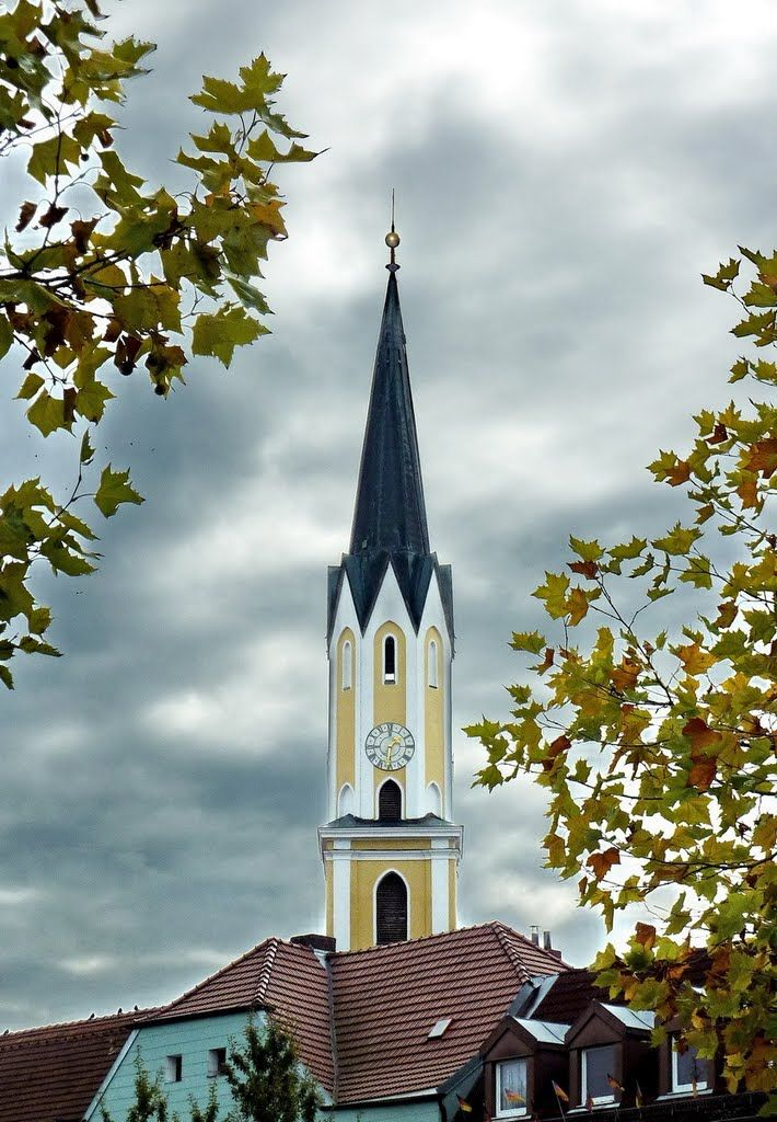 Vilshofen an der Donau, Stadtpfarrkirche St. Johannes der Täufer