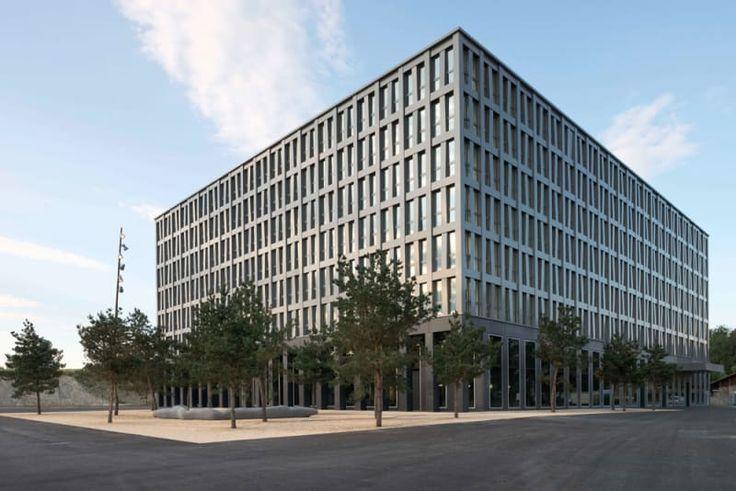 Liechti Graf Zumsteg, René Rötheli · Verwaltungsgebäude / Administration Building, Zollikofen
