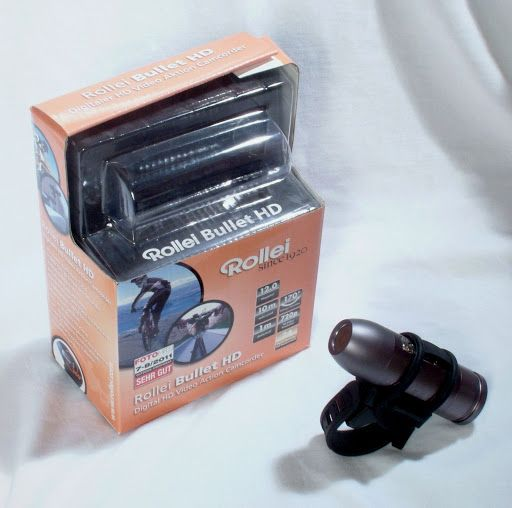 Rollei Bullet HD - Action Camera