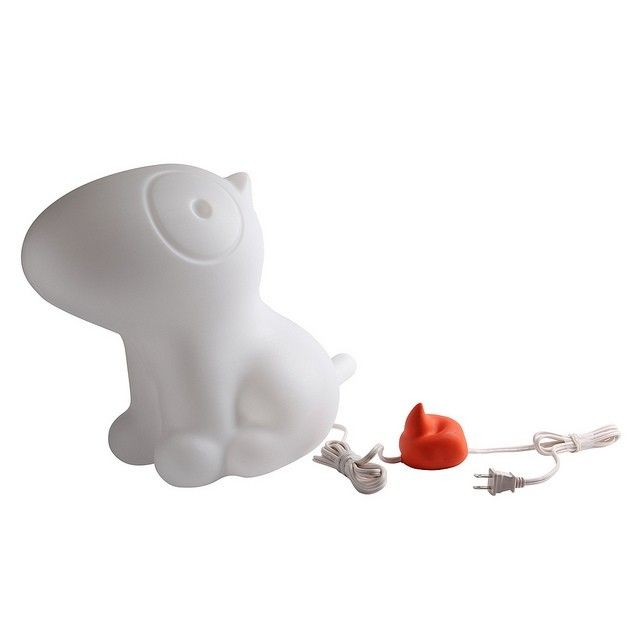 Floor lamp D. Dog Lamp from Propaganda. Fun and different lamp. Perfect for the kids who loves dogs.