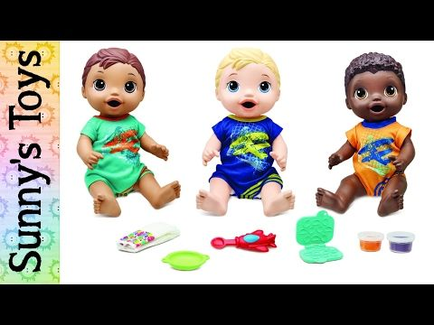 Baby Alive Boy Doll New Dolls For 2017 Youtube Baby