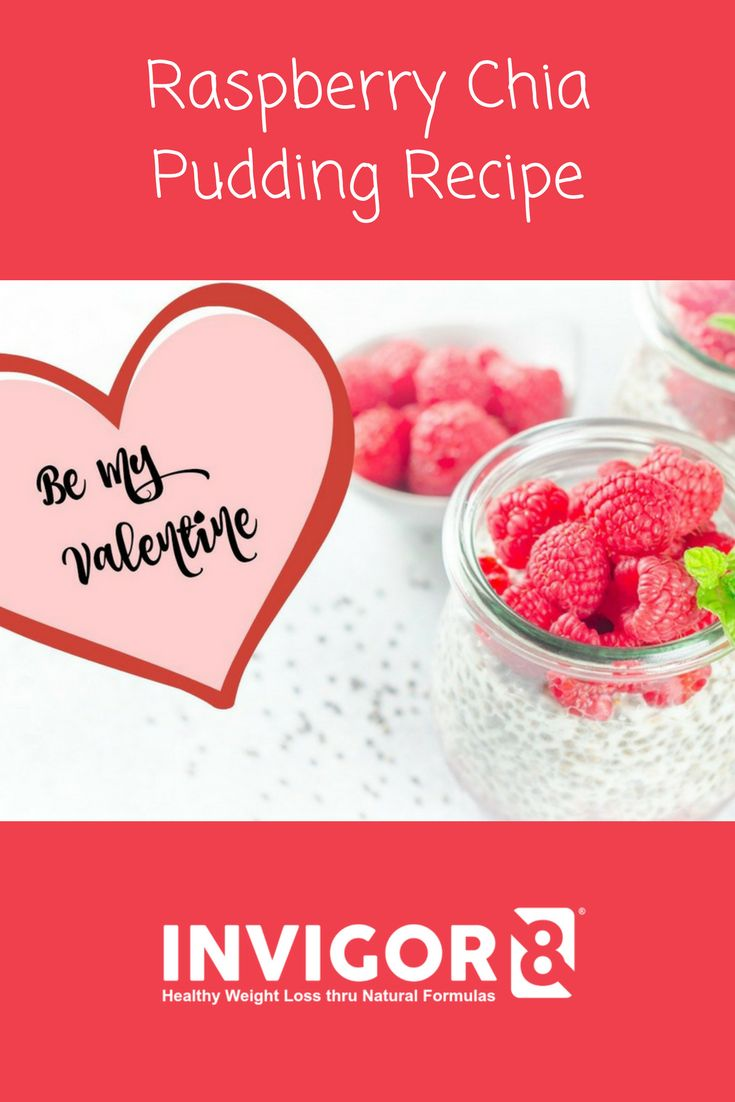 17 best fruit and veggie smoothie recipes images on pinterest want a special yet healthy treat this valentines day check out this delicious raspberry chia pudding recipe we will have a valentines day 15 off fandeluxe Images