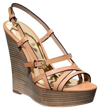 Coach Braxton Vachetta Natural Wedges on Sale, 53% Off | Wedges on Sale at Tradesy