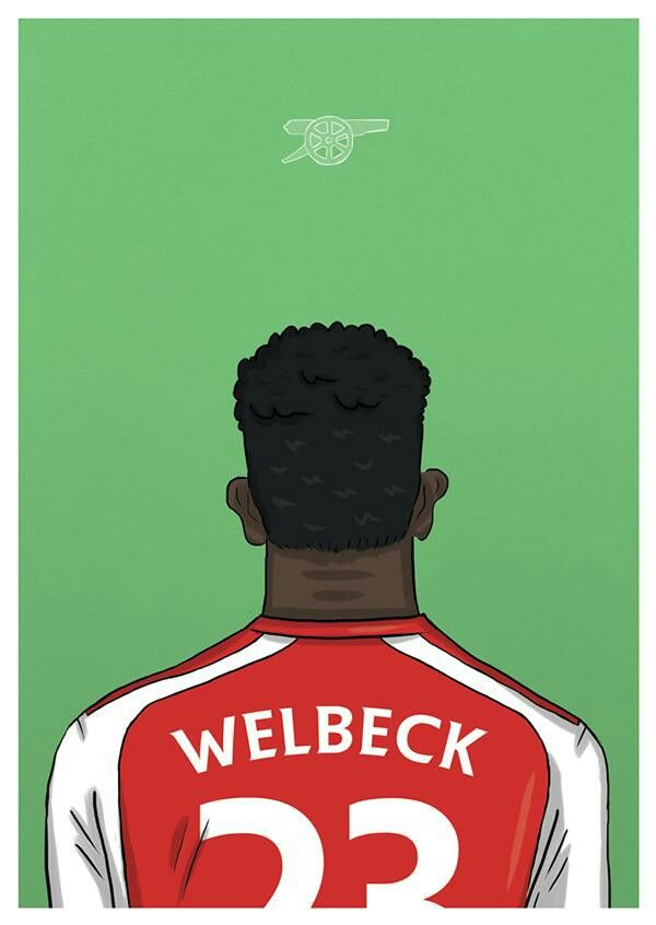Danny #Welbeck #Arsenal