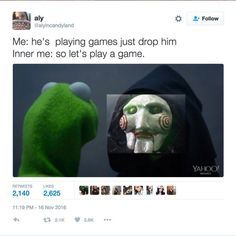 - 19 Me vs. Inner Me Evil Kermit Memes That Will Make You Say 'Yup, Definitely Me'