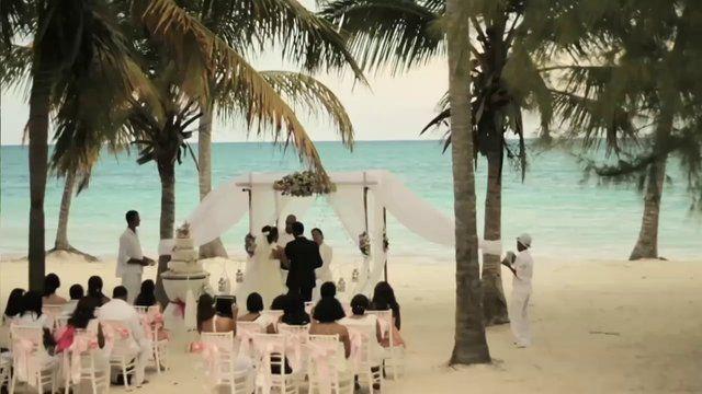 Wedding video in Dominican Republic by caribbean wedding
