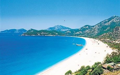 Explore the most incredible Beaches that Turkey has offer, all boasting long stretches of golden sand and clear blue waters!!