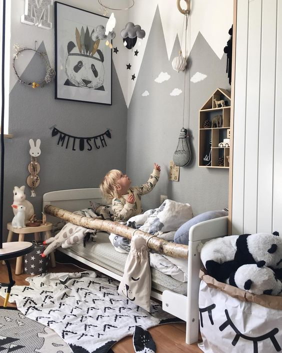COLORFUL, CREATIVE, AND UNDENIABLY COOL KIDS ROOM – Page 6 of 67
