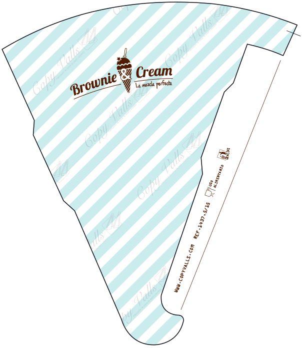 Brownie & Cream (Alicante, España).