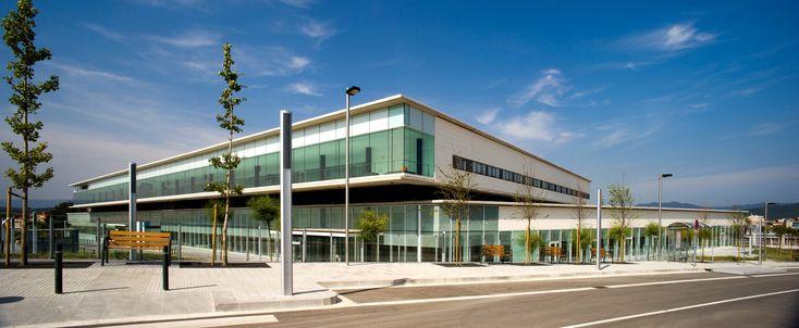 Gallery of Hospital of Mollet / Corea Moran Arquitectura - 1