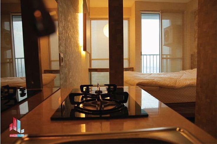 Interior Design Project Tifolia Apartement.  CP : 0898-4365-106 (marketing) 0813-1600-6780 (hotline)  www.dokmanamura.co.id