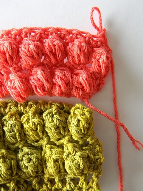 Crochet Stitches Crochet Popcorn Stitch : Knitting - popcorn stitch Crocheting Pinterest