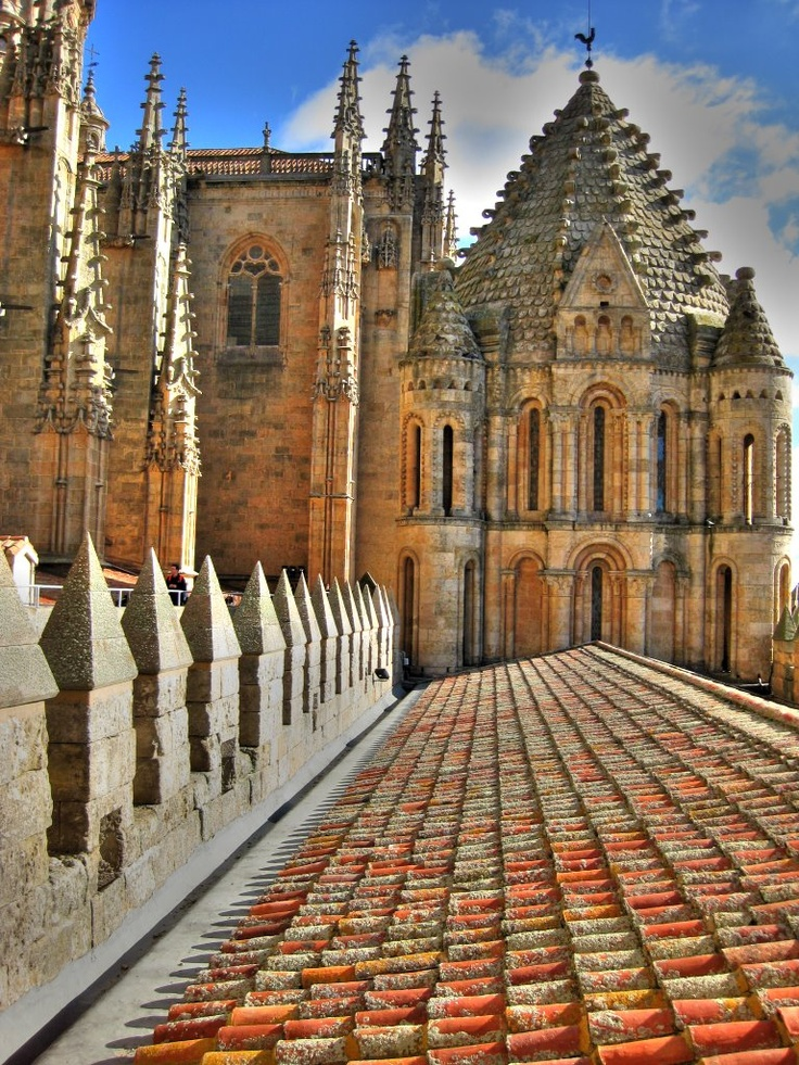Torre del Gallo Salamanca  Spain
