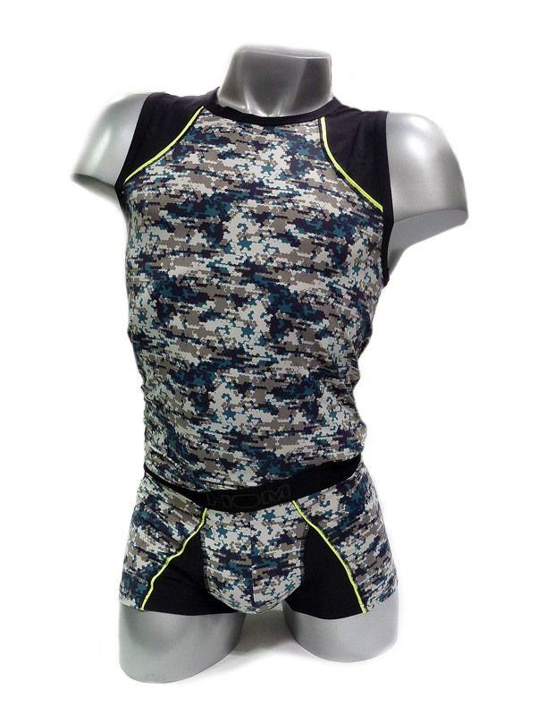 DESCUBRE la línea Sport de la marca Hom, pensada para los deportistas que buscan prendas que transpiren perfectamente, no se mojen con el sudor y que sean ligeras.