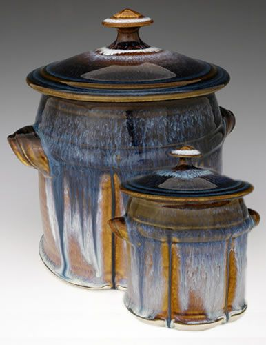 Bill Campbell Pottery for Sale | Bill Campbell Page 7: Matching Accessories