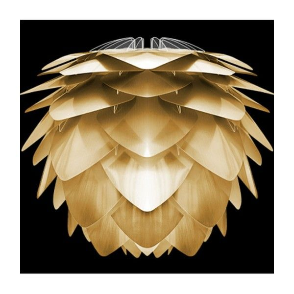 VITA SILVIA GOLD LIMITED EDITION Silvia Gold er vår første limited edition lampe. Den fantastiske gylne finish gjør Silvia Gold røyter en varm og blendfritt lys.