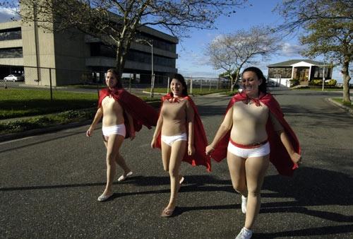 Perfect Captain Underpants costume