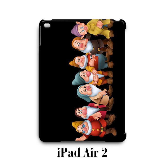 Seven Dwarfs iPad Air 2 Case Cover Wrap Around
