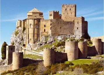 Mallos de Huesca
