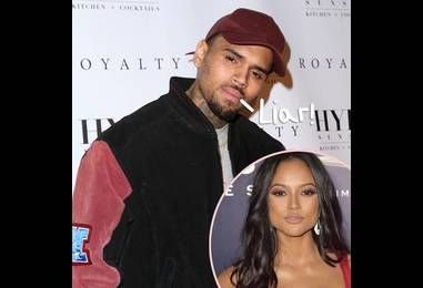 Chris Brown Claims He's The Victim While Denying Physical Abuse Allegations Made By Karrueche Tran!