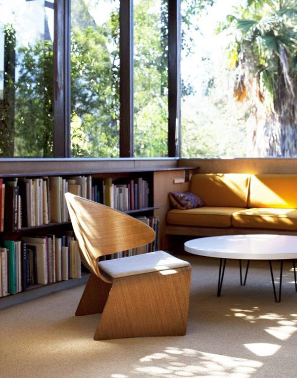 //Libraries, Modern Interiors Design, Reading Corners, Bookshelves, Chairs, Book Shelves, Reading Nooks, House, Reading Room