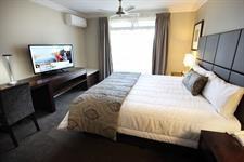 DH Rotorua - Presidential Suite Bedroom 1 Distinction Hotels Rotorua, Hotel & Conference Centre