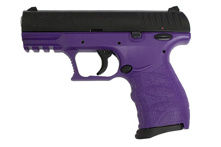 Walther CCP 9mm Purple Concealed Carry Pistol (Germany)