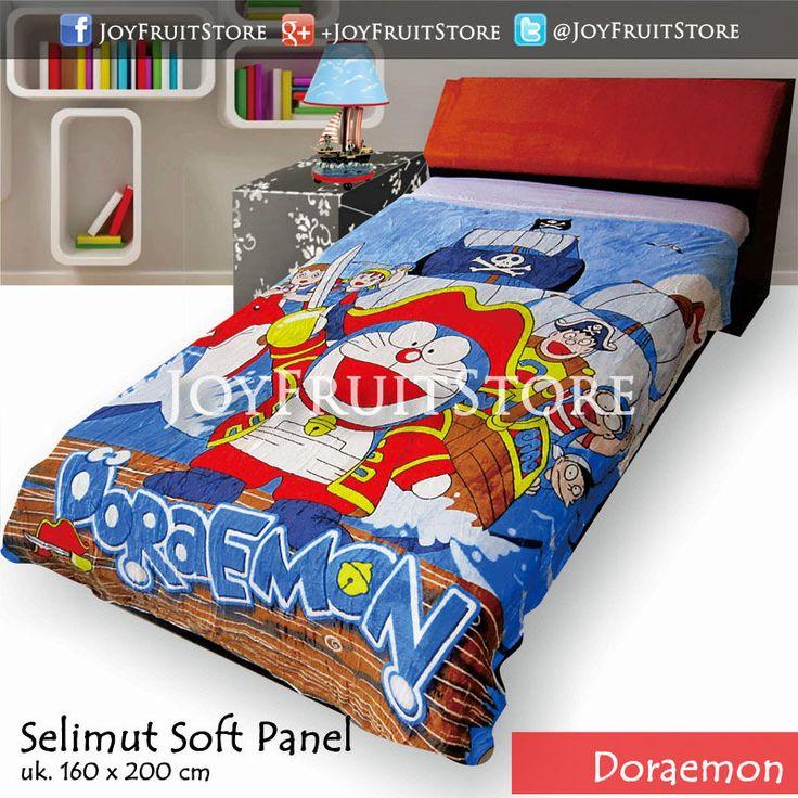selimut bulu lembut halus (soft panel) doraemon joyfruitstore.com pin bbm 74258162, wechat joyfruitbedcover, whatsapp 081931151596