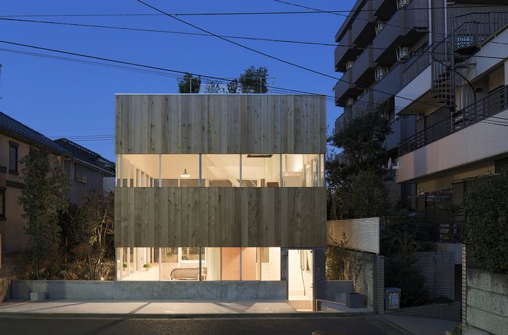 Gallery of Nerima House / Elding Oscarson - 1