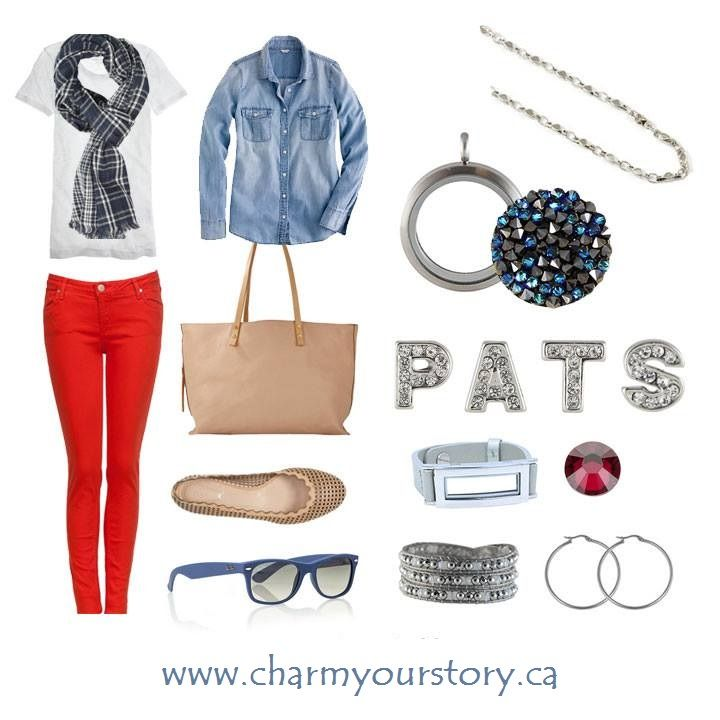 Score a fashion touchdown this Sunday! While your team is looking great on the field, what will YOU be wearing to cheer them on? Order today an have it delivered to you in time for #Gameday www.charmyourstory.ca #Superbowl #Patriots #Seahawks #NFL