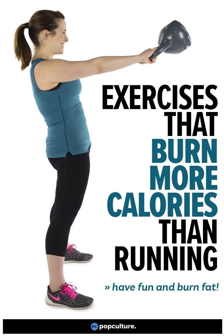 Exercises That Burn More Calories Than Running | Calorie ...