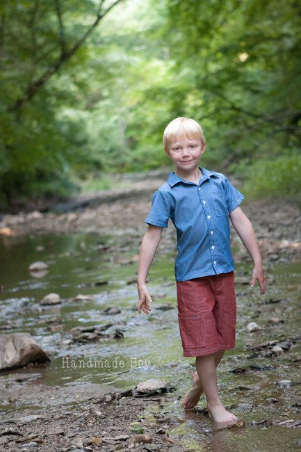 boys outfits - sewing patterns