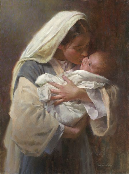 Kissing the Face of God by Morgan Weistling