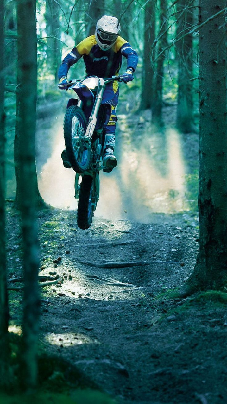 Iphone 6 wallpaper tumblr cars - Motocross Jump Forest Iphone 6 Wallpaper 1 Http Freebestpicture