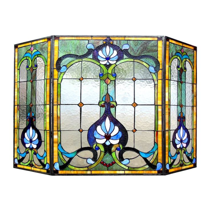 Shop Chloe Lighting  CH1B328BV44-GFS Victorian Fireplace Screen at ATG Stores. Browse our fireplace screens, all with free shipping and best price guaranteed.