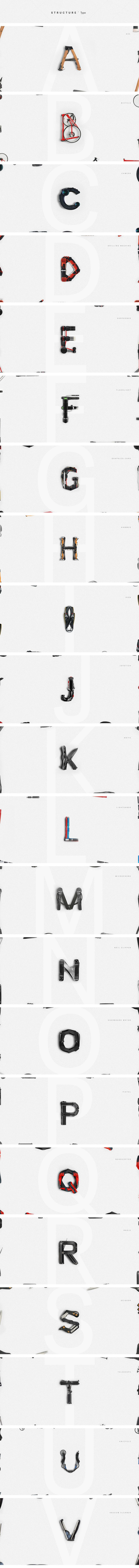 Structure X Type Series