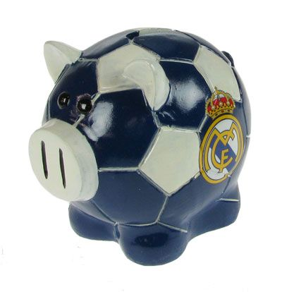 real madrid piggy bank Real Madrid Official Merchandise Available at www.itsmatchday.com
