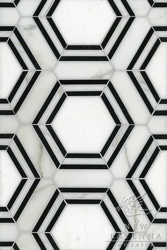 Amanda Carol Interiors | Hooked on Hexagon | http://blog.amandacarolinteriors.com