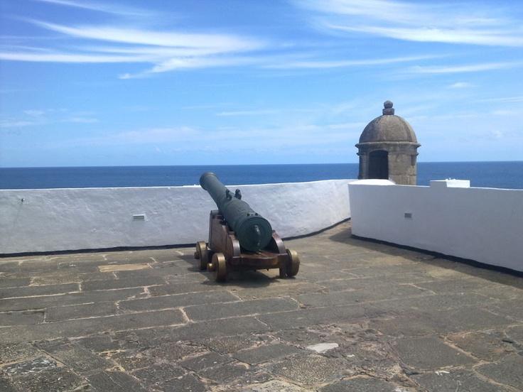 Salvador - Museu Náutico da Bahia.  O desfile do Forte da Barra.