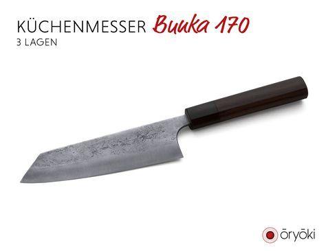 Bunka Messer 170, Yoshimi Kato Nashiji