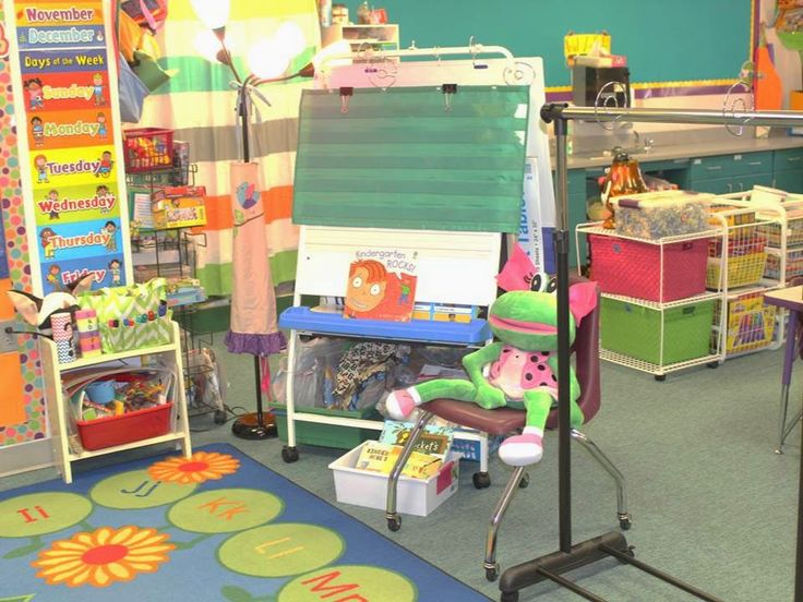 Collaborative Classroom Setup ~ Kindergarten classroom setup and organization