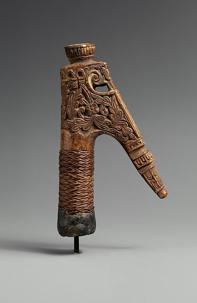 Sword Handle | Dayak people | The Met