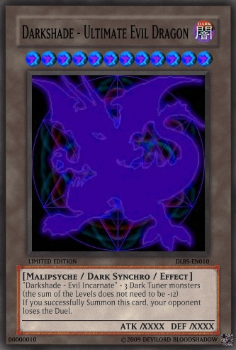 ... looking Dark Synchro? - Graphic Competitions - Yugioh Card Maker Forum