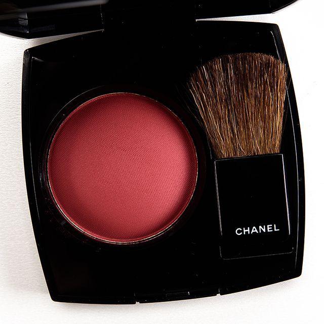 Chanel Rouge Profond (320) Joues Contraste Blush | Temptalia | Bloglovin'